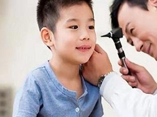 儿童听力损失不可忽视